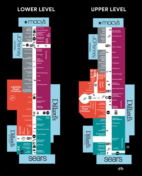 Lakeside Shopping Centre Floor Plan Burlington Mall Map Directory Afputra Com