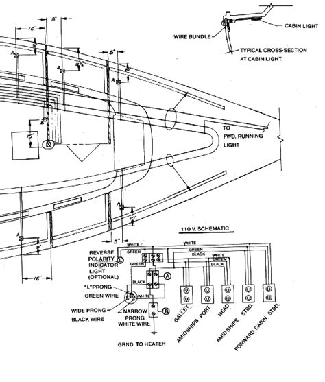 wiring diagrams boat