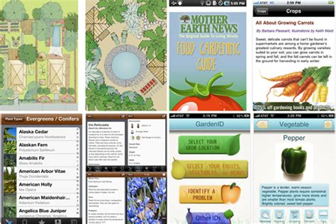 gardening apps garden planning software home