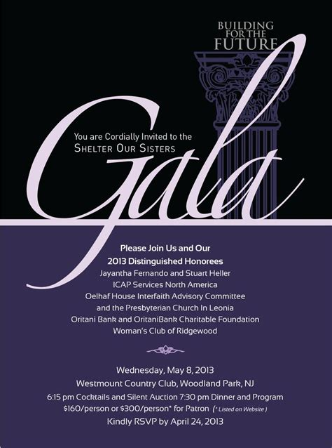 The 25 Best Gala Invitation Ideas On Pinterest 1920s Font Event Invitation Design And Deco Gala Invitation Template Free