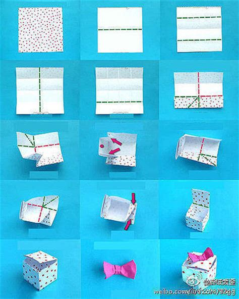 Origami Box With Cover - origami box with attached lid jpg origami juxtapost