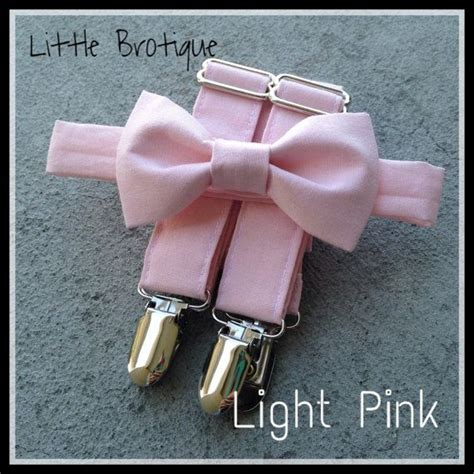 Set Sabrina Bow 1000 ideas about pink bow tie on ring bearer suspenders us navy rings and tie