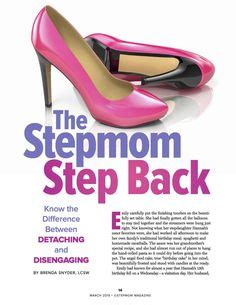 Stepmother problems step children and marriage