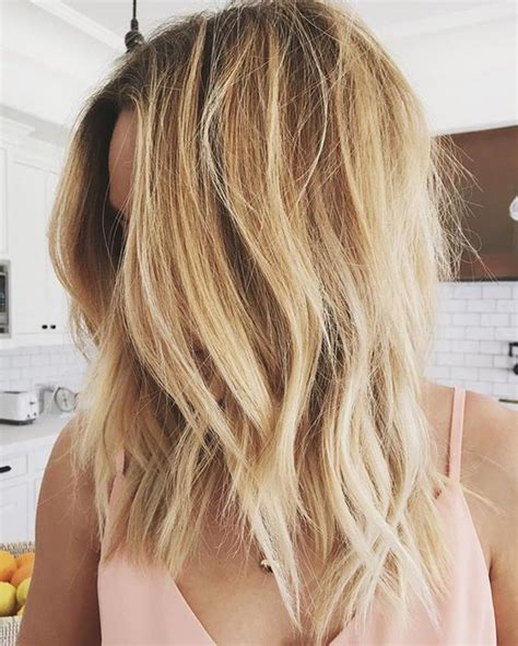 how to do a shag lob lauren conrad s new soft shag lob will be your next hair