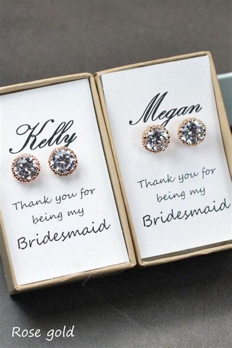 Wedding Gift Ideas From Bridesmaid by 15 Ideas For Bridesmaid Gifts