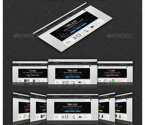 web design mockup psd 20 web mobile browser mockup psd graphic cloud