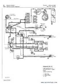 deere 4430 4630 tractors tm1172 technical manual pdf repair manual heavy technics repair