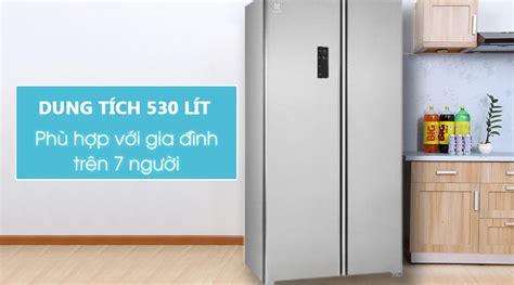 Electrolux Kulkas Side By Side Ese 5301 Ag Ese5301ag Garansi Resmi tủ lạnh electrolux 530 l 205 t ese5301ag vn dienmaylocduc vn
