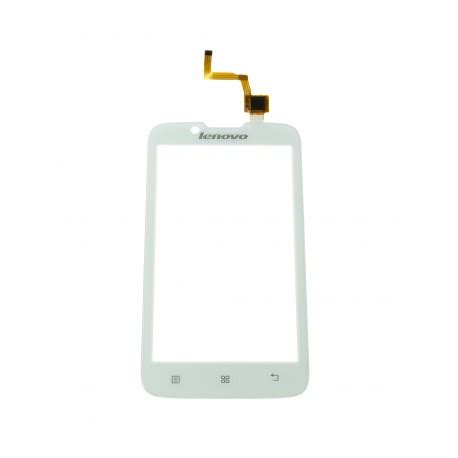 Touch Screen Lenovo A328 Ori touch screen white oem for lenovo a328 lcdpartner