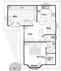 granny house floor plans australian 1 or 2 bedroom granny flat with office new design