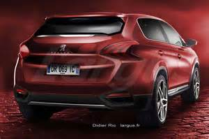 all new 2016 cars 2016 peugeot 3008 concept release date future cars models