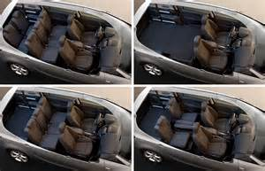 Opel Zafira Interior Dimensions Opel Zafira Tourer Anlisis 7 Plazas Y Maletero
