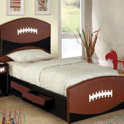 sports headboard sports fun football vinyl leather kids headboard groovy
