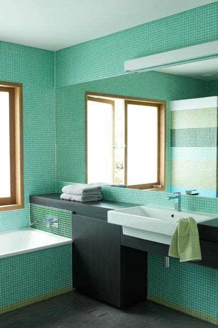 sea green bathroom 210 best houses spaces images on pinterest dreams home