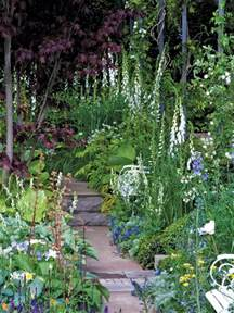 cottage garden style country garden on gardens