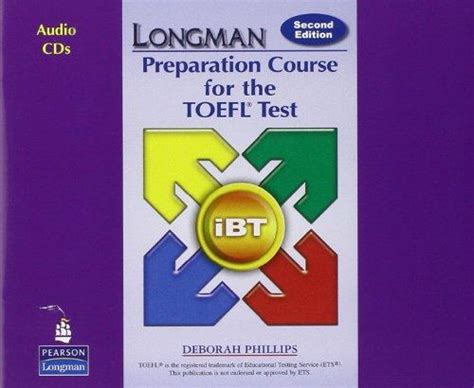 Longman Preparation Course For Toefl Test Paper Test W Murah Longman Preparation Course For The Toefl Test