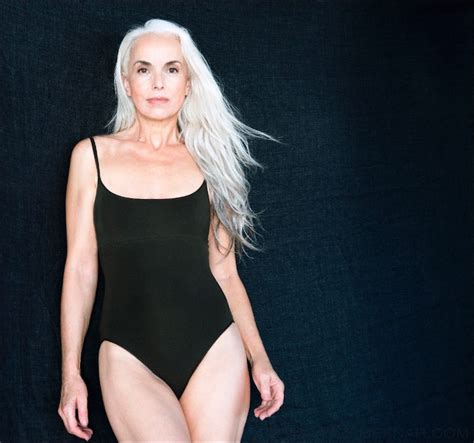 is 59 old yasmina rossi the 59 year old model revolutionizing the
