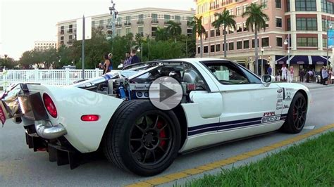 fastest ford gt the badd gt the fastest ford gt world record braker