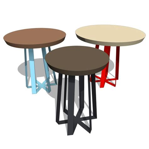 Ars Furniture by Artless Ars Table 10447 5 00 Revit Families Modern