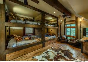 Cabin Bedroom Decorating Ideas Texas Mountain Log Home Best Home Design And Decorating
