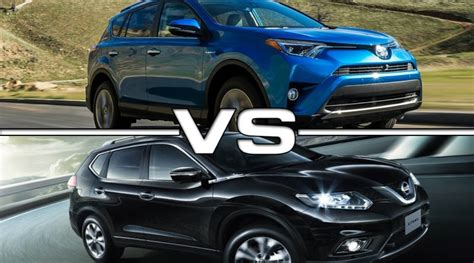 which car is better toyota or nissan toyota rav4 vs nissan x trail which is better