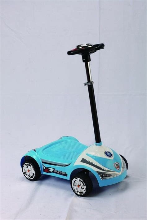 boy girl  electric scooter board baby ride  toy   yrs blue  bestrideoncars baby