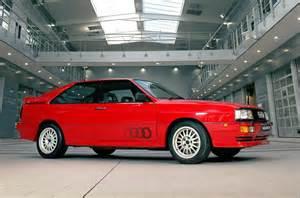 The Audi Quattro Audi Quattro 1980 1991