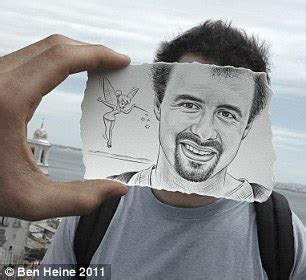 ben heine: the incredible optical illusions created by