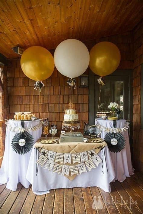 Ideas para decorar cumpleaños de 40 mujer   Decoracion de