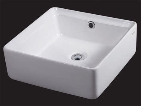 15 inch bathroom sink eago ba130 white modern 15 inch square porcelain bathroom