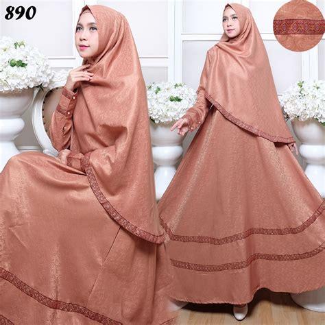 Gamis Maxi Dress Setelan Gamis Pesta Gamis Maxmara Berkualitas Gamis Syari Maxmara Embos C890 Baju Muslim Polos