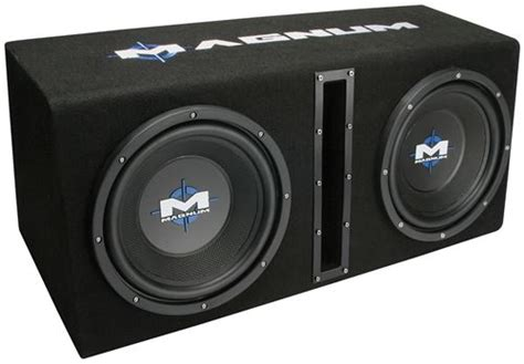 mbsp mtx car subwoofer enclosure mtx audio