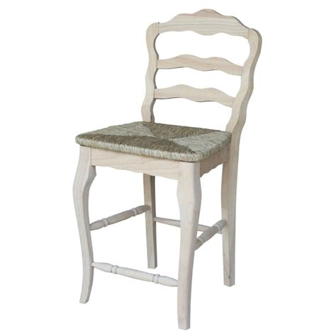 Counter Stool 24 Inch Seat Height by International Concepts 24 Inch Versailles Counter Height