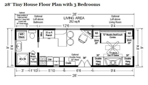 mobile tiny house floor plans 20 ways to build a mobile tiny home
