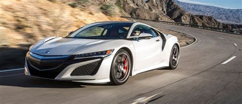 acura supercar 2017 acura nsx supercar review specs price photos