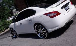 Nissan Maxima 2011 Rims White 2011 Nissan Maxima With Machine And Black Lss 10
