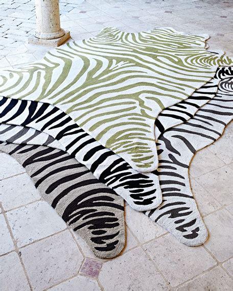 Zebra Indoor Outdoor Rug Zebra Indoor Outdoor Rug 5 X 8