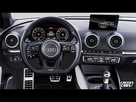 new audi a3 2016 interior s line 3 door hatchback 2017