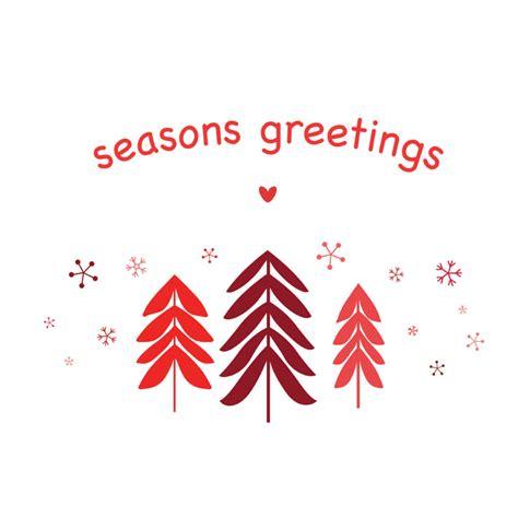Printable Holiday Season Cards | printable season s greetings card a conversation