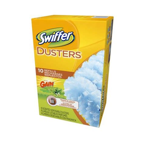 Disposable Floor Dusters - swiffer disposable cleaning dusters refills gain original