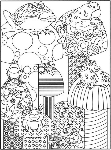 garden party coloring pages garden party 1 pages to color pinterest