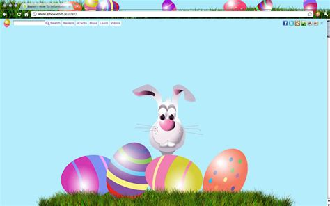 desktop easter themes 13 spring chrome themes to warm up your browser brand