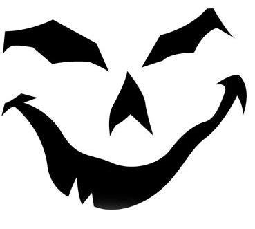 classic jack o lantern stencils free printable pumpkin face stencil google search fiesta de halloween