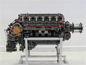 Rolls Royce Kestrel Engine Stuka