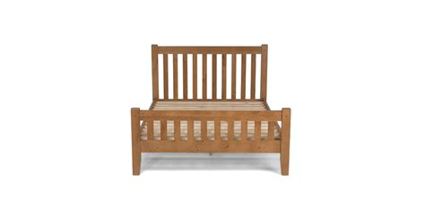 rustic king size bed rustic oak king size bed 5 lifestyle furniture uk