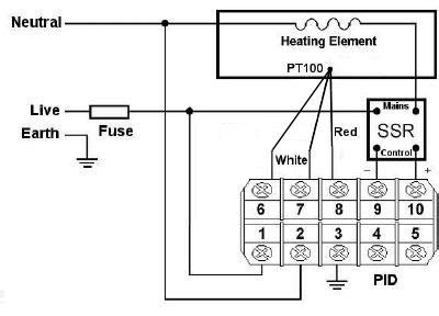 pt100 temperature sensor circuit diagram temp controller martin s