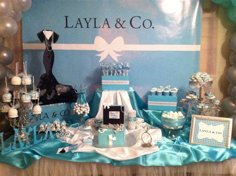tiffany themed events tiffany co birthday party ideas birthdays birthday
