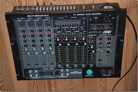 marche console dj activ 40 bst activ 40 audiofanzine