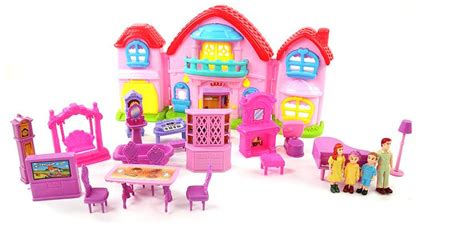 child size doll house big size brand doll house for girls birthday gifts dollhouse with furniture dolls for