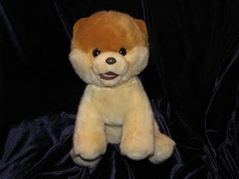 boo the pomeranian stuffed animal pomeranian plush shop collectibles daily